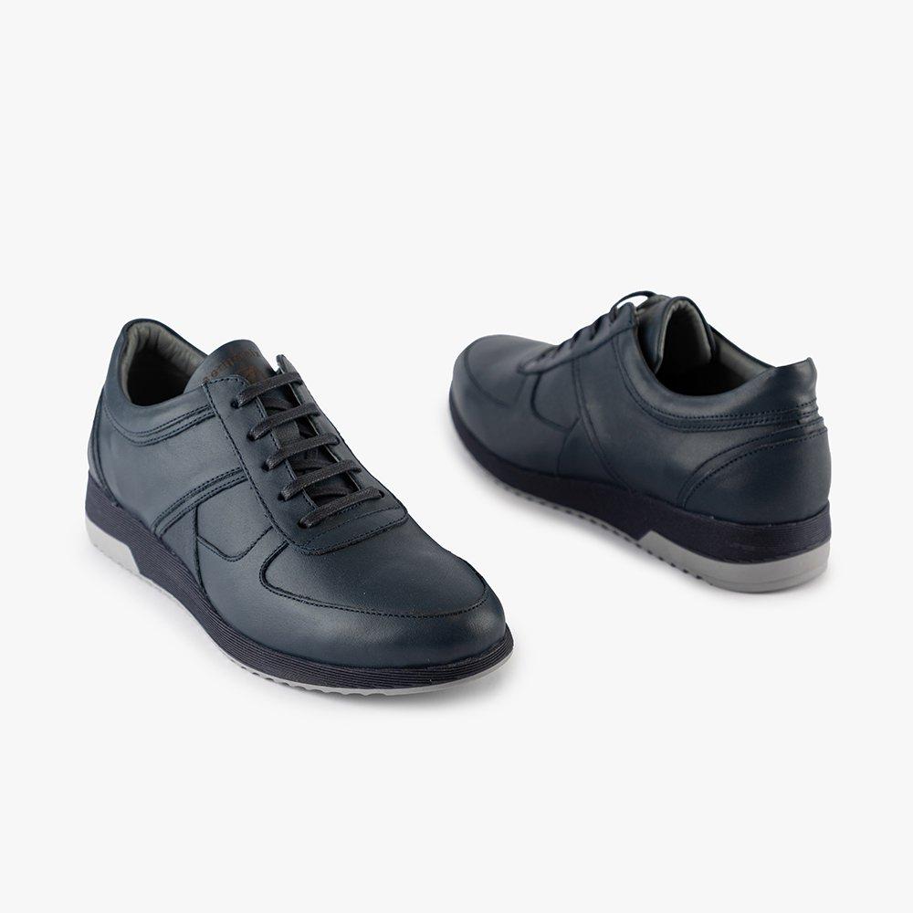 کفش زنانه برتونیکس شبرو 720 سرمه ای