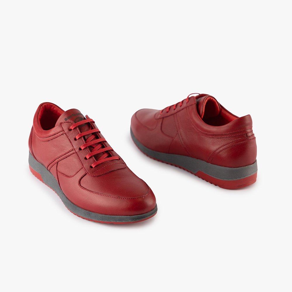 کفش زنانه برتونیکس شبرو 720 قرمز