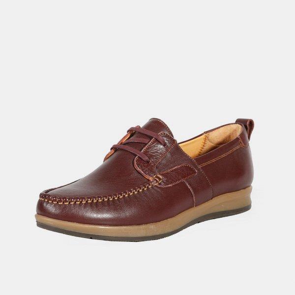کفش زنانه برتونیکس شبرو 385 زرشکی