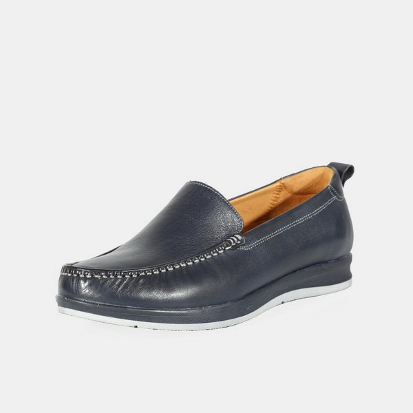 کفش زنانه برتونیکس شبرو 380 سرمه ای