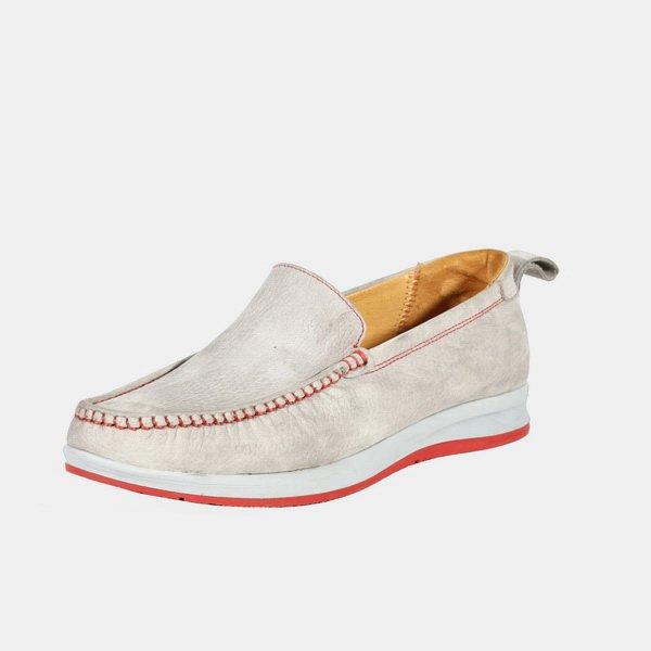 کفش زنانه برتونیکس نبوک فلوتر 380 طوسی