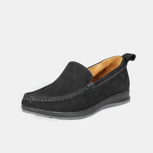 کفش زنانه برتونیکس نبوک فلوتر 380 مشکی