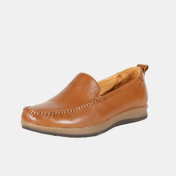 کفش زنانه برتونیکس شبرو 380 عسلی