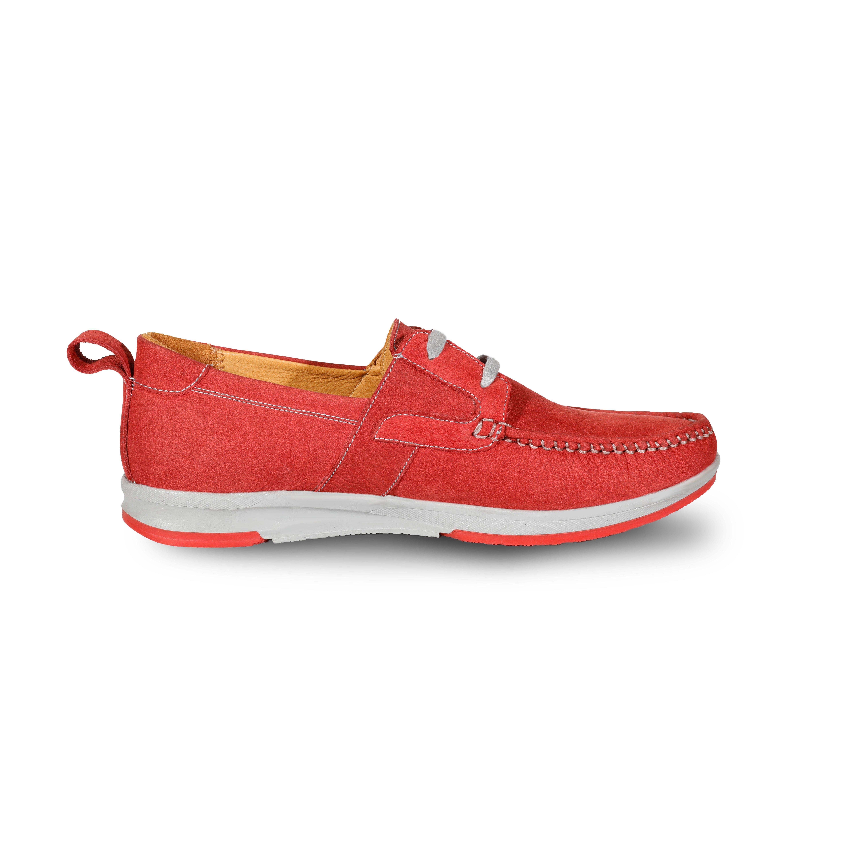 کفش زنانه برتونیکس نبوک فلوتر 385 قرمز