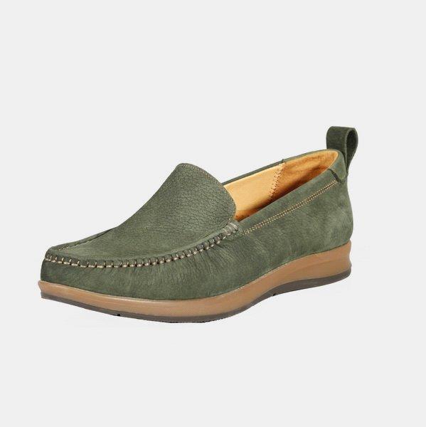 کفش زنانه برتونیکس نبوک فلوتر 380 سبز